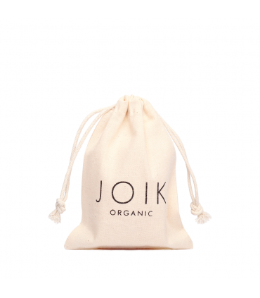 JOIK Organic mini drawstring cotton bag 10x14 cm