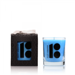 Estonia 100 years anniversary candle Blue