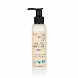 Gentle bodylotion for babies