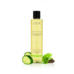 Shower oil Green tea and cucumber
