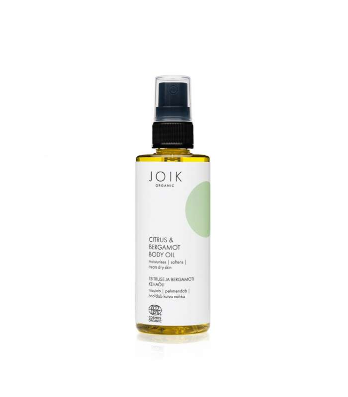 Citrus & Bergamot Body Oil