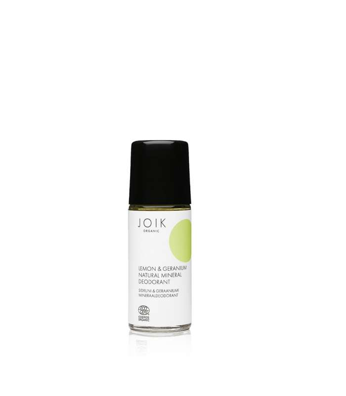 Sidruni ja geraaniumi minaraaldeodorant