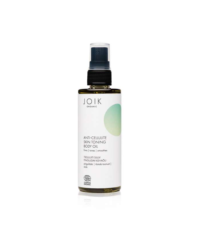 Anti-Cellulite Skin Toning Body Oil