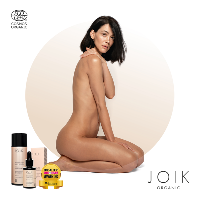 Victorious year for JOIK self-tan products!