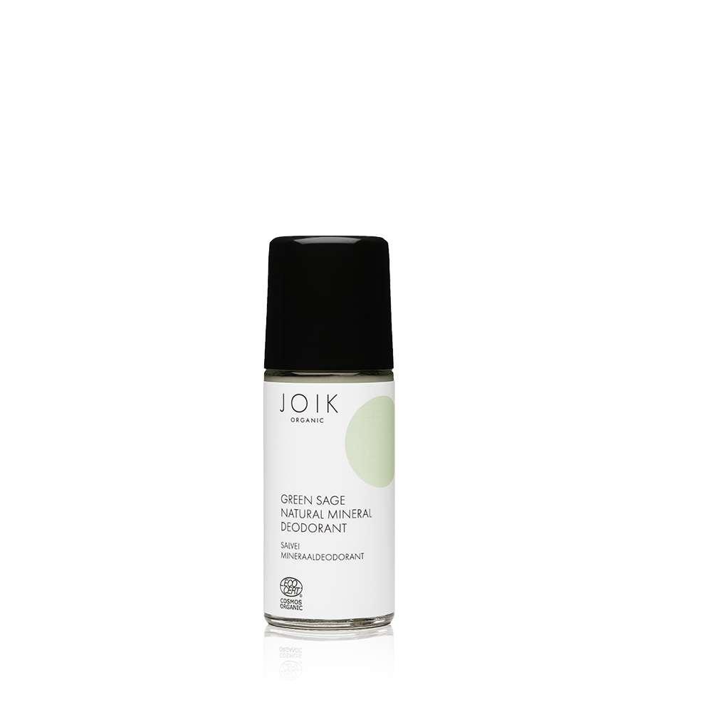 Green Sage Mineral Deodorant